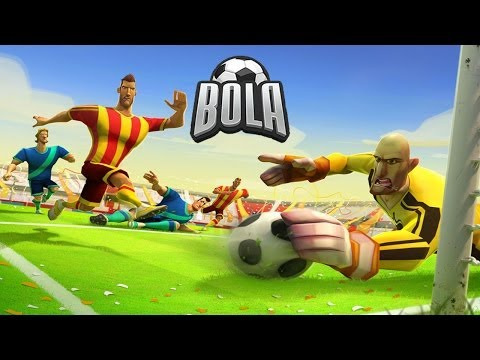 Disney Bola Soccer - iOS / Android - HD Gameplay Trailer