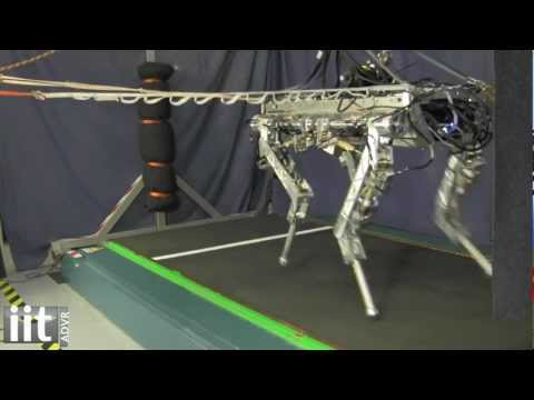 HyQ - IIT's Hydraulic Quadruped Robot - Introduction