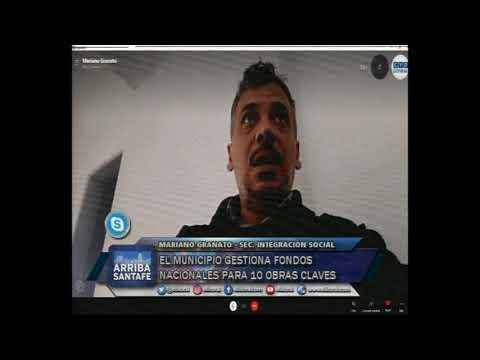 EL MUNICIPIO GESTIONA FONDOS NACIONALES PARA 10 OBRAS CLAVES