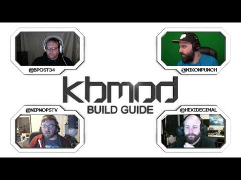 KBMOD Build Guides - March 2015