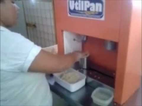 Maquina de coxinha