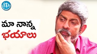 My Father Is Very Worried About My Attitude - Jagapathi Babu || Talking Movies With iDream - IDREAMMOVIES