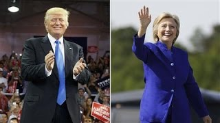 Trump, Clinton Map out Heated Battleground States - WSJDIGITALNETWORK