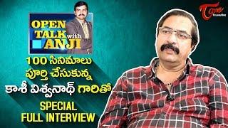 Director and Actor Kasi Viswanath Open Talk with Anji