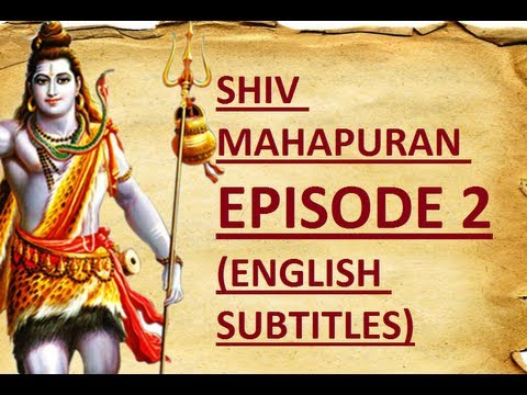 Shiv Mahapuran with English Subtitles - Episode 2 I Sati Janma  ~ The Birth of Sati (Pujaa.se )