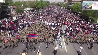 Armenia PM Sargsyan Resigns in Face of Protests - VOAVIDEO
