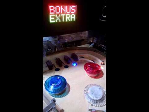 Pinball DIY , Homemade , Caseiro , Casero (Ball hole)