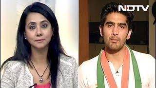 रणनीति: दक्षिण दिल्ली में रमेश बिधूड़ी VS विजेंदर सिंह - NDTVINDIA