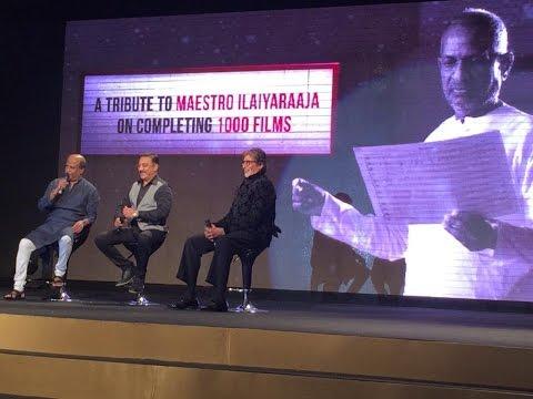 Amitabh, Kamal Haasan & Rajinikanth In Conversation