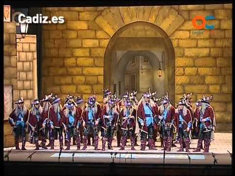 Sesión de Preliminares, la agrupación El flautista actúa hoy en la modalidad de Coros.
