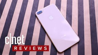 iPhone 8 Plus review - CNETTV