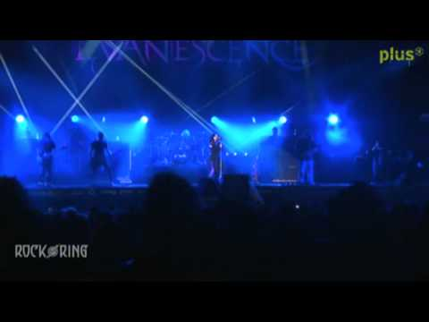 Evanescence- The Change -Rock am Ring 2012
