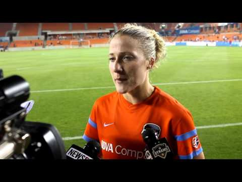 Becky Edwards - Dash vs Thorns - April 12, 2014