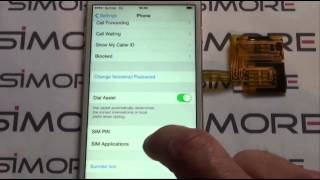 SIMore : استخدم حتى ثلاثة شرائح اتصال في وقت واحد على الايفون 6 بلس