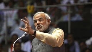 Narendra Modi's terse message to the party - TIMESNOWONLINE