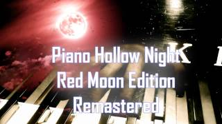 Royalty Free :Piano Hollow Moon Red Moon Edition Remastered