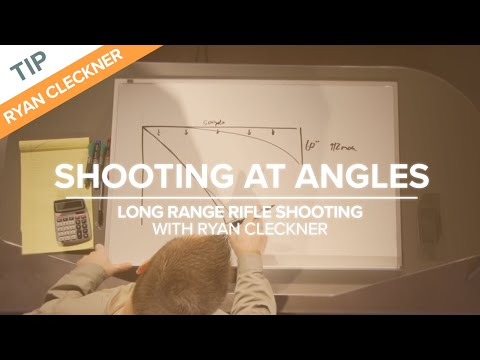 Shooting at Angles - Rifle Shooting Technique - NSSF Shooting Sportscast