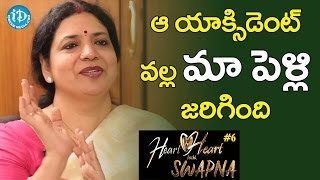 We Got Married Beacuse Of That Accident - Jeevitha || Heart To Heart With Swapna - IDREAMMOVIES