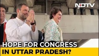 Priyanka Gandhi Vadra To Handle Akhilesh Yadav Outreach Directly: Sources - NDTV