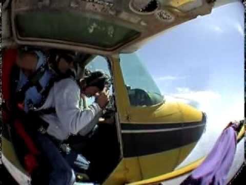 Uncle B's Skydive