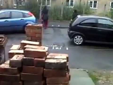 Pakistani Uk Aunty Fight