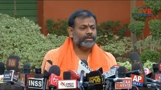 Swami Paripoornananda joins BJP in presence of Amit Shah | New Delhi | CVR NEWS - CVRNEWSOFFICIAL