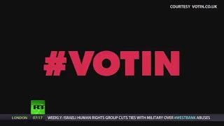 Votin & Voteout: Pro-EU campaign for young Brits mocked online, called 'parody by Brexit team' - RUSSIATODAY