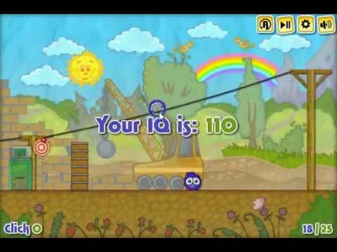 IQ Ball Levels 1-25 (Full Walkthrough)