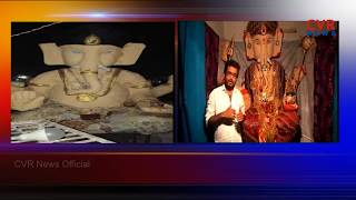 Paper Ganesha Grabs Global Attention | Celebrating Ganesh Puja in Eco-Friendly Way | CVR NEWS - CVRNEWSOFFICIAL