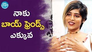 నాకు బాయ్ ఫ్రెండ్స్ ఎక్కువ - Gayatri Gupta    Talking Movies With iDream - IDREAMMOVIES