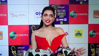 "Deepika Padukone: ""I don't think AWARDS are Everything But I do feel that...""