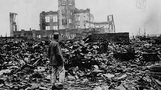 89-летняя японка вспоминает бомбордировку Хиросимы  (новости)