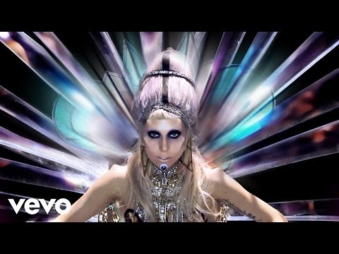 "El nuevo video de Lady GaGa ""Born This Way"""