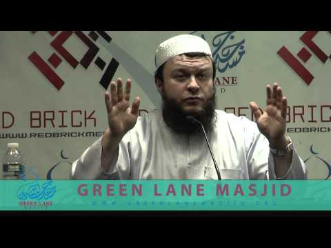 Ain't No Gangsters In Paradise - Sheikh Abu Imran