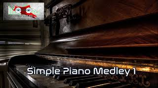 Royalty FreePiano:Simple Piano Medley 1