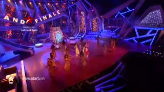 Shilpa Shetty's performance at the Nach Baliye finale