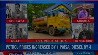 P Chidambaram attacks Modi government on rising fuel prices, says regime is floundering - NEWSXLIVE