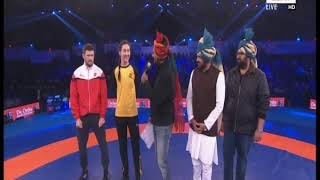 PWL 3 Day 13: Veer Marathas won the toss against Delhi Sultans; blocked 65 kgs Men at PWL 3 - NEWSXLIVE