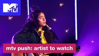 Jessie Reyez on 'Cotton Candy' & Emotionally Connecting w/ Fans | MTV Push: Artist to Watch - MTV