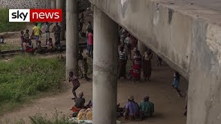 Cyclone Idai: Mozambique children starving along 'road of suffering' - SKYNEWS