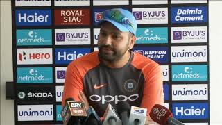 18 Sep, 2018 - Cricket-India's Rohit relishing captain role - ANIINDIAFILE