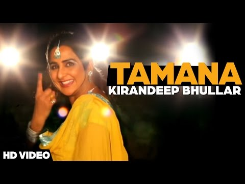 Tamana Kirandeep Bhullar [ Official Video ] 2013 - Anand Music