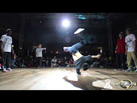 BBOYWORLD KIDZ TEAM vs PREDATORZ (HIP HOP NEW SCHOOL BATTLE 2012) WWW.BBOYWORLD.COM