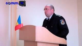 Raportul politistului de sector despre situatia criminogena din Costesti in anul 2012
