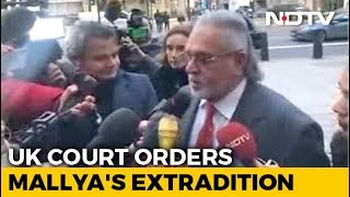 Vijay Mallya To Be Extradited, Rules London Court - NDTVPROFIT