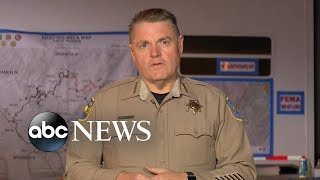 Butte County sheriff: 'Still trying to bring order to the chaos' caused by Camp Fire - ABCNEWS