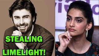Fawad Khan steals the limelight from Sonam Kapoor | Bollywood News - ZOOMDEKHO