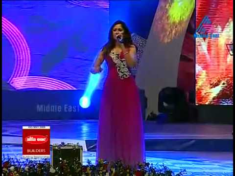 Wada Raha Shreya Ghoshal On Mathrubhoomi Film Award 2010 flv   YouTube