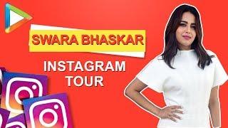 Swara Bhaskar: Instagram Tour | S01E02 | Bollywood Hungama - HUNGAMA