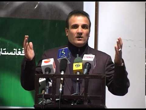 Deputy Minister of Youth Affair Of Afghansitan(Taimoorshah Eshaqzai) 2th Part